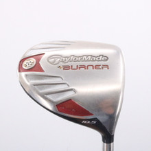 TaylorMade Burner 460 Driver 10.5 Degrees REAX 50 Regular Right-Handed 75668D