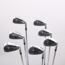 TaylorMade PSi Tour Iron Set 4-P Dynamic Gold S400 Stiff Right-Handed 75677D