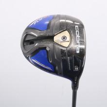 Cobra Fly-Z+ Blue Adjustable Driver Aldila Tour X-Stiff Flex Right-Handed 74914G