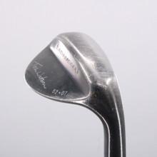 Adams Tom Watson Gunmetal Gap Wedge 52 Degrees 52.07 Steel Right-Handed 75774C