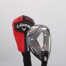 2019 Callaway Big Bertha 6 Hybrid 27 Deg Recoil ZT9 F3 Regular Flex 75648W