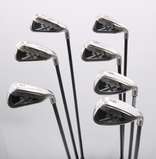 Callaway X-20 Iron Set 3-9 Graphite Shaft Regular Flex Right-Handed 74953G