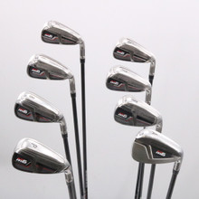 TaylorMade M6 Iron Set 4-P,A Graphite ATMOS Orange Regular Right-Handed 75739D