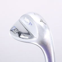 Mizuno MP-T11 White Satin Chrome Wedge 52 Degrees 52.07 KBS Steel Stiff 75794C
