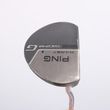 Ping Sigma G Darby Black Nickel Putter 34.50 Inches Black Dot Right-Hand 74958G
