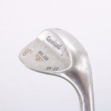 Cleveland 588 Forged Wedge 58 Degrees 58.12 Dynamic Gold Steel Shaft 75792C