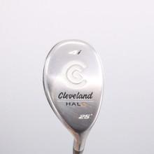 Cleveland Halo 4i Hybrid 25 deg Graphite Shaft A Senior Flex Right-Handed 75862W