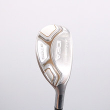 Adams Idea A7OS 6 Iron Hybrid Grafalloy 50gm Ladies Flex Right-Handed 75864W