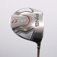 PING G20 Driver 9.5 Degrees TFC 169D Stiff Flex Right-Handed 74971G