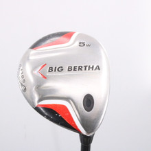 Callaway Big Bertha 5 Fairway Wood 19 Degrees Stiff Flex Right-Handed 75915D