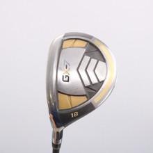 GX-7 Fairway 3 Wood 18 Degrees Graphite 65g Shaft Stiff Flex Left-Handed 75887W