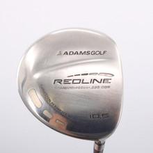 Adams Redline Titanium 460cc Driver 10.5 degree Fujikura G60 Regular Flex 76133W