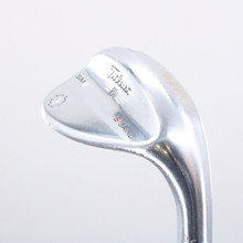 Titleist SM6 Tour Chrome Wedge 58 Degrees 58.10 Steel Shaft Right-Handed 76398C