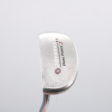 Odyssey Dual Force 2 #5 Putter 34 Inches Steel Left-Handed 76246D