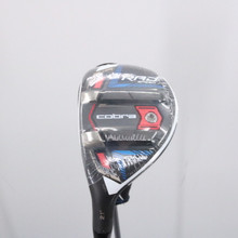 2021 Cobra King RadSpeed One Length 4 Hybrid 21 Deg UST Stiff Left-Hand 76285D