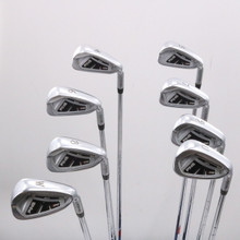 Ping i20 Iron Set 4-W,U Green Dot KBS Tour Steel Stiff Flex Right-Handed 76759D