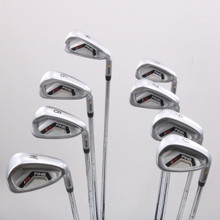 Ping I25 4-W,U Iron Set Yellow Dot CFS Steel Stiff Flex Right-Handed 76758D