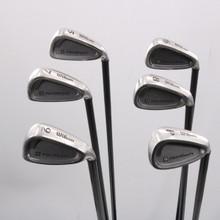 Wilson Fat Shaft Iron Set 5-P Graphite Shaft Regular Flex Right-Handed 76940G