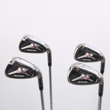 TaylorMade Burner Iron Set 7-P Superfast 85 Stiff Flex Right-Handed 77039D
