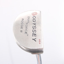 Odyssey Dual Force Rossie II Putter 31 Inches Steel Right-Handed 77061D