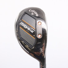 2020 Callaway Mavrik Max 3 Hybrid 19 Degrees Catalyst 75 6.0 Stiff Flex 77202D