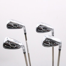 TaylorMade M CGB Iron Set 7-P Graphite Recoil ES 450 F1 Ladies Flex 77252D