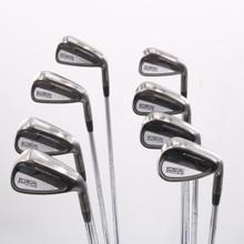 Adams IDEA Pro a12 4-P,G Iron Set KBS Tour Steel Stiff Flex Right-Handed 77281D