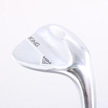 2020 Cobra King MIM Gap Wedge 54 Degrees 54.10V Steel KBS 125 Stiff Flex 77428C