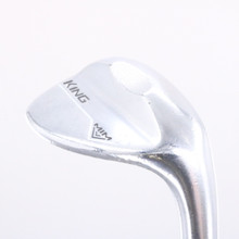 2020 Cobra King MIM Lob Wedge 60 Degrees 60.08V Steel KBS 125 Stiff Flex 77437C