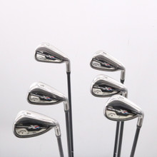 Callaway XR Iron Set 7-P,A,S Project X 4.5 Graphite Senior Right-Handed 77507D