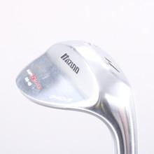 Mizuno MP R Series Chrome Wedge 56 Degrees 56.10 Steel S300 Stiff Flex 77446C