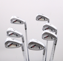 Ping I25 5-W,U Iron Set Black Dot CFS Steel Stiff Flex Right-Handed 77593D