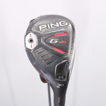 PING G410 2 Hybrid 17 Deg Even Flow 6.0 S 85G Stiff Right-Hand Headcover 77701D