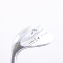 Callaway X Series Jaws CC Chrome Wedge 60 Degrees 60.08 Steel Left-Handed 77977C