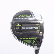 2021 Cobra King Radspeed Draw 3 Fairway Wood Riptide 5.5 50G Regular Flex 77729D