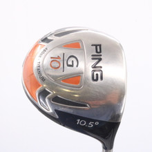 PING G10 Driver 10.5 Degrees Graphite ProLaunch Regular Flex Right-Handed 77861G