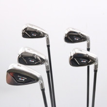 TaylorMade M4 Iron Set 7-P,A Graphite Fujikura ATMOS Regular Right-Handed 78101D