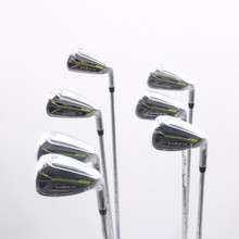 2021 Cobra King Radspeed Iron Set 5-P,G Steel KBS Tour S 90 Stiff Flex 78104D
