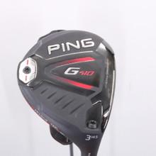 PING G410 3 Wood 14.5 Deg Alta CB SR Soft Regular Headcover Right-Handed 78117D