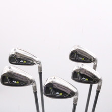 TaylorMade M2 Iron Set 7-P,A Graphite REAX 65 Regular Flex Right-Handed 78135D