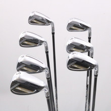 TaylorMade M Gloire Iron Set 6-P,A,S Graphite Speeder Regular Flex 78170D