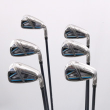 2020 TaylorMade SIM Max OS Iron Set 6-P,A Ventus Regular 6-R Right-Handed 78192D
