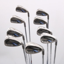 Ping G30 Iron Set 5-W,U,S,L Purple Dot Steel CFS Regular Flex Right-Hand 78259G