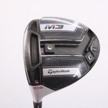 TaylorMade M3 460 Driver 10.5 Degrees Fujikura Pro 60 Stiff Left-Handed 78412D