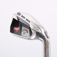 Callaway RAZR X Individual 6 Iron Graphite Shaft Senior Flex Right-Handed 78365C
