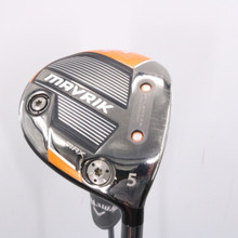 2020 Callaway Mavrik Max 5 Wood 18 Deg -2 Inches UST Helium Regular 78461D