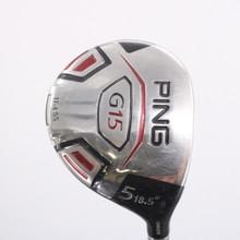 PING G15 5 Fairway Wood 18.5 Degrees TFC 149F Regular Flex Right-Handed 78705D