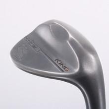 King Cobra Black Wedge 54 Degrees 54.10 KBS Steel Stiff Flex Right-Handed 78861C