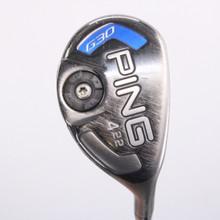 PING G30 4 Hybrid 22 Degrees Graphite TFC 419 Regular Flex Right-Handed 78855C
