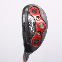 Adams Red 3 Hybrid 18 Degree Matrix Altus Graphite Stiff Flex Left-Handed 78850C
